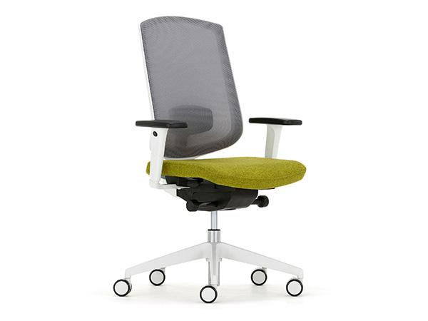 Clipper grey green chair