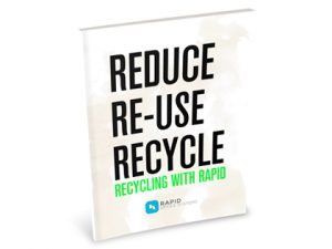 reduse re use recycle brochure