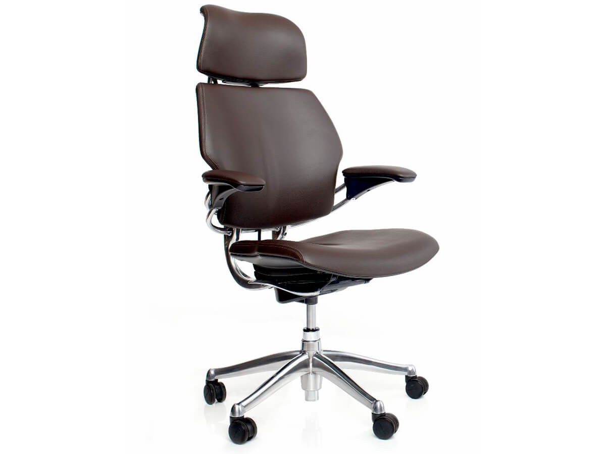 Freedom Headrest Darkbrown