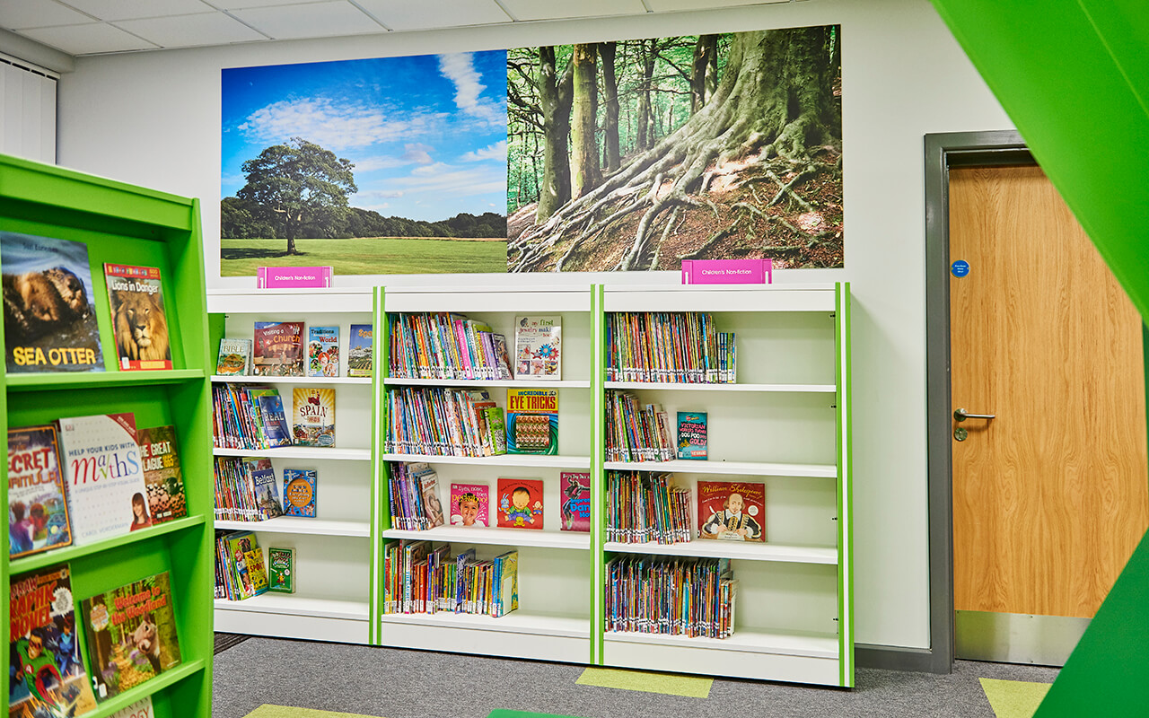 frem calypso shelving education