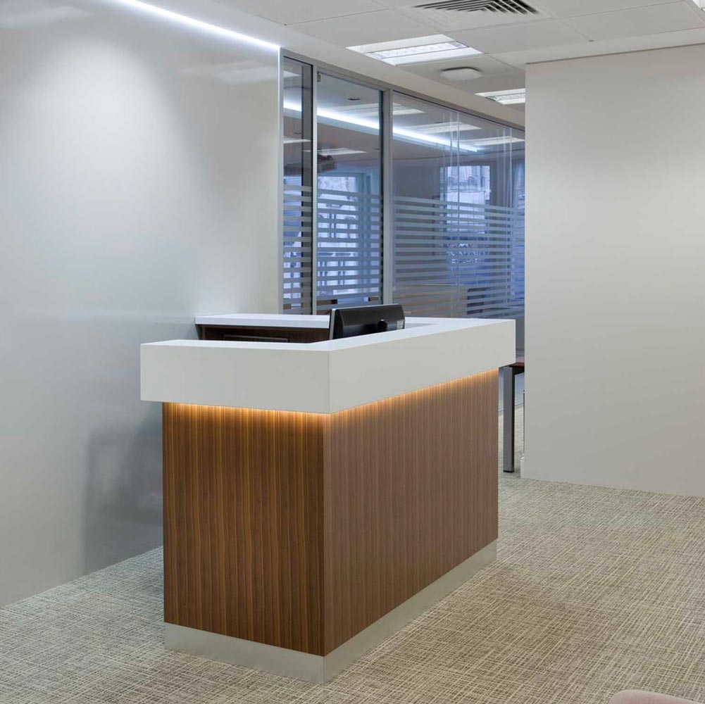 william hands reception desk