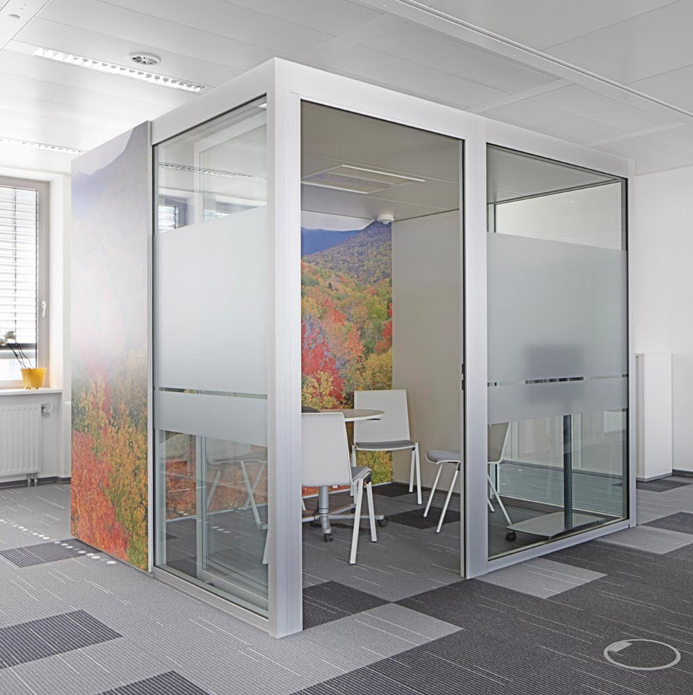 k n think tank meeting pod