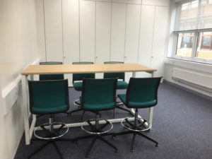 Table for Hi - Tech Engineering Company