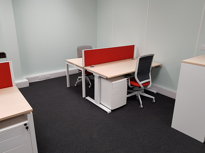 Council Offices Installation 3