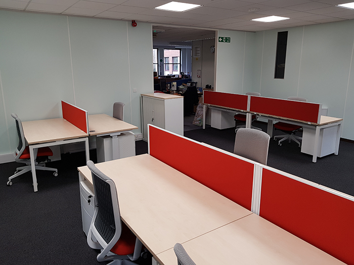 Council Offices Installation 2