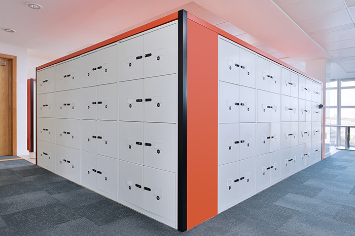 storage wall for Global Publisher