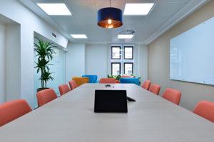 Meeting room for International Metal Mining Company