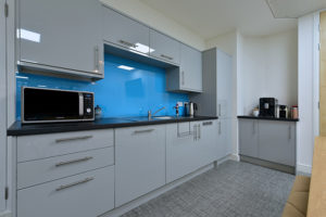 Kitchen Area for International Metal Mining Company