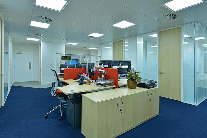 Desks for International Metal Mining Company