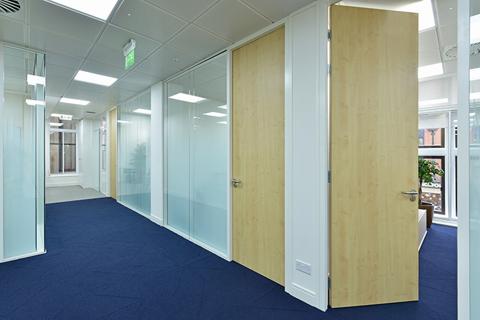 Office Fit Out for International Metal Mining Company