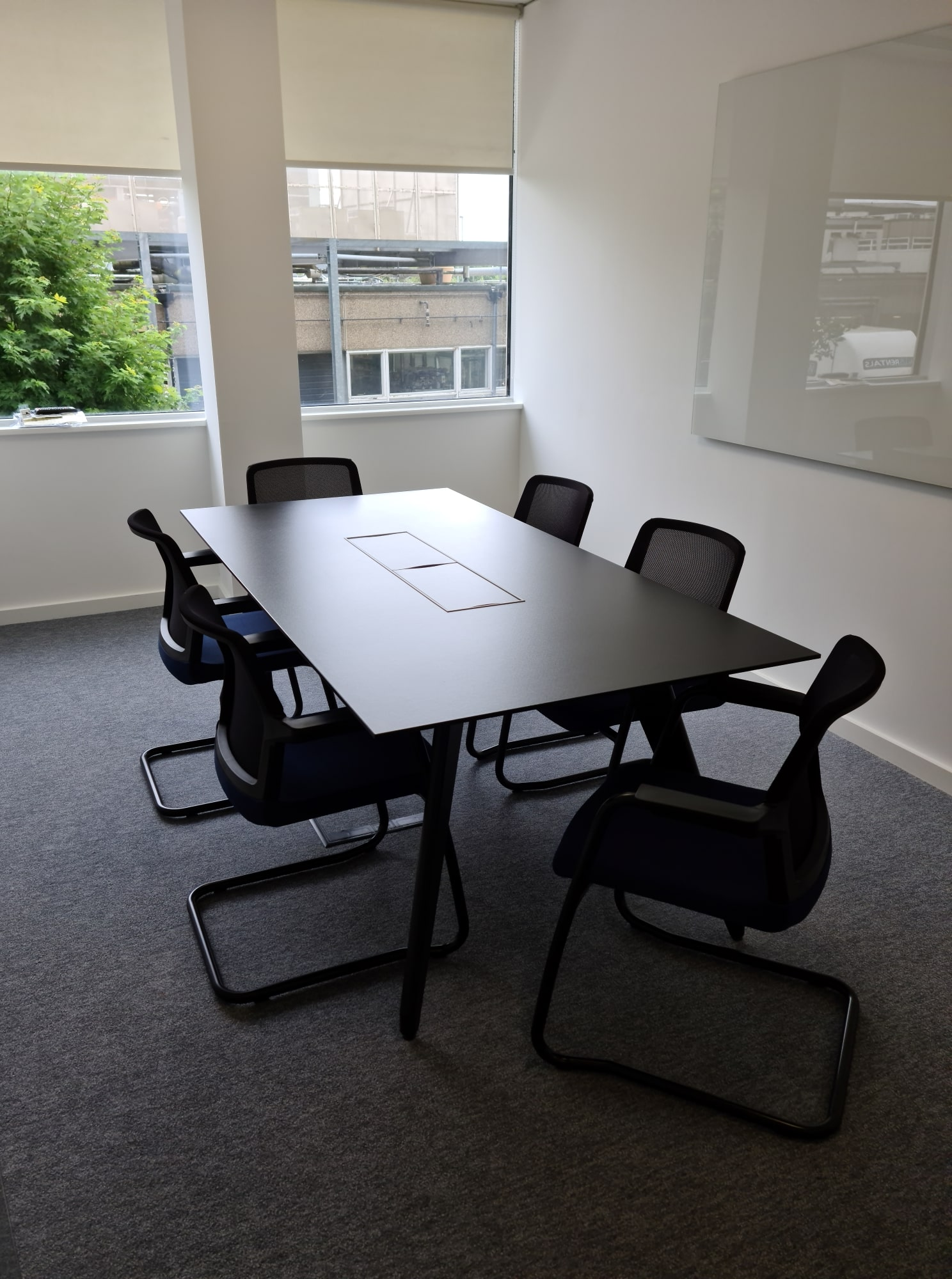 Stylish office furniture